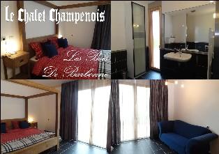 Tarif Rates Le Chalet Champenois B B Chambres D 39 Hotes